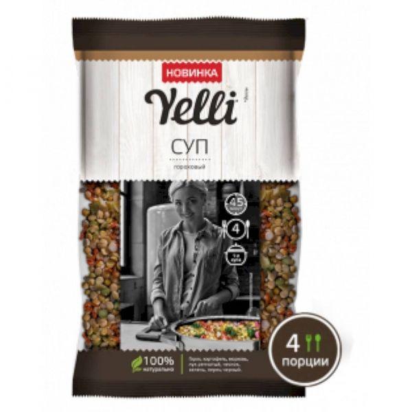 Суп гороховый Yelli