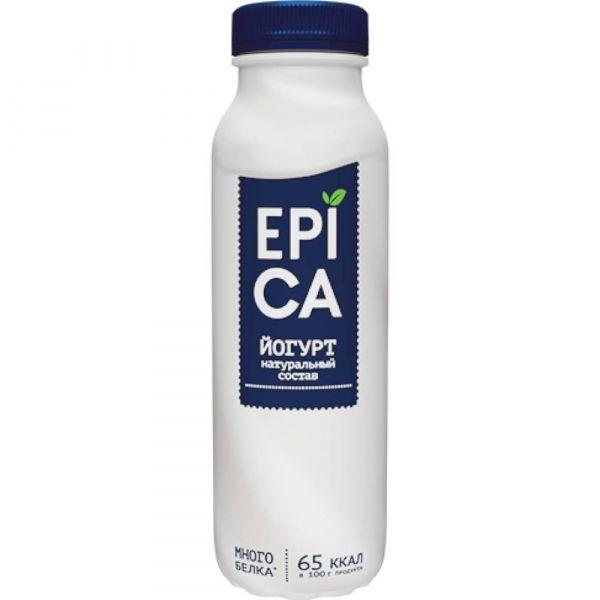 Йогурт питьевой Epica 2,9%