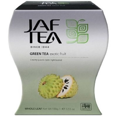 Чай зеленый Jaf Tea Exotic Fruit с ароматом Соусап