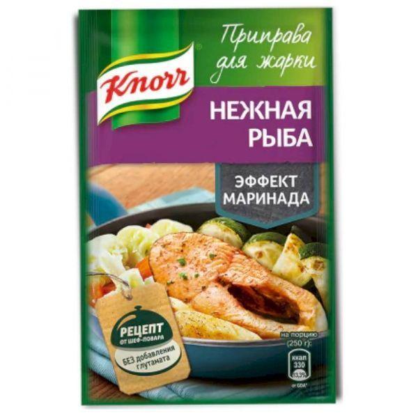 Приправа Knorr для нежной рыбы