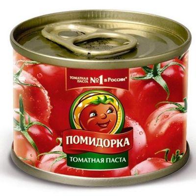 Томатная паста Помидорка ж/б