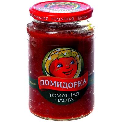 Томатная паста Помидорка ст/б