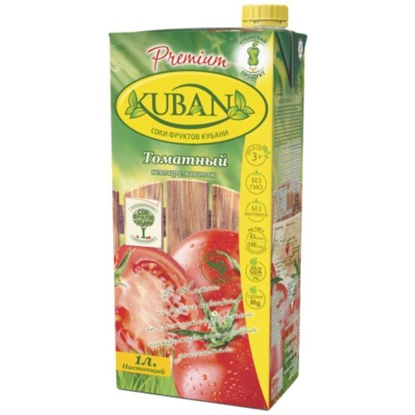 Сок Кубана томатный для детского питания