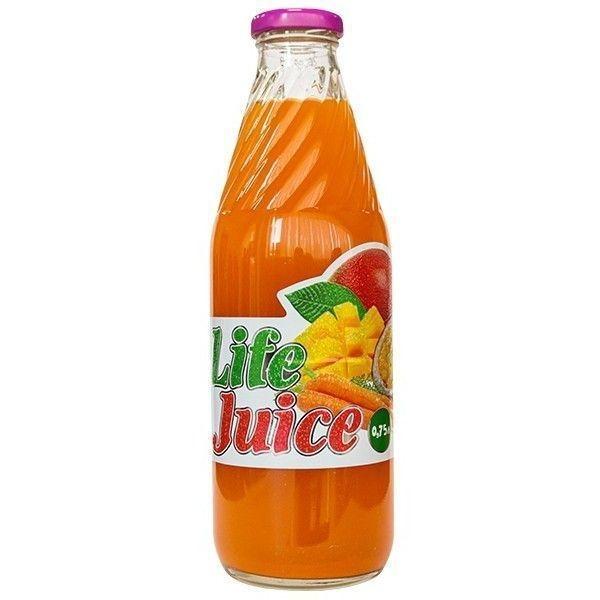 Напиток безалкогольный сокосодержащий