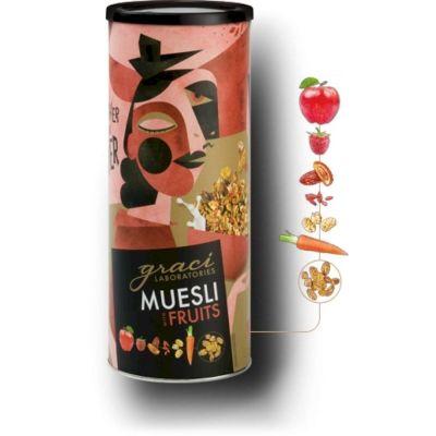 Мюсли Graci Laboratories с финиками, ягодами годжи, шелковицей, яблоком и малиной