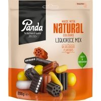 Конфеты лакричные Panda Natural ассорти