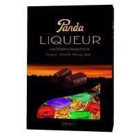 Конфеты шоколадные Panda Liquer с начинкой из ликера