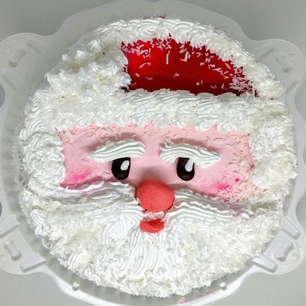 Торт Чайная Роза Морозко
