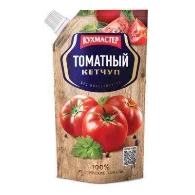 Кетчуп Кухмастер Томатный