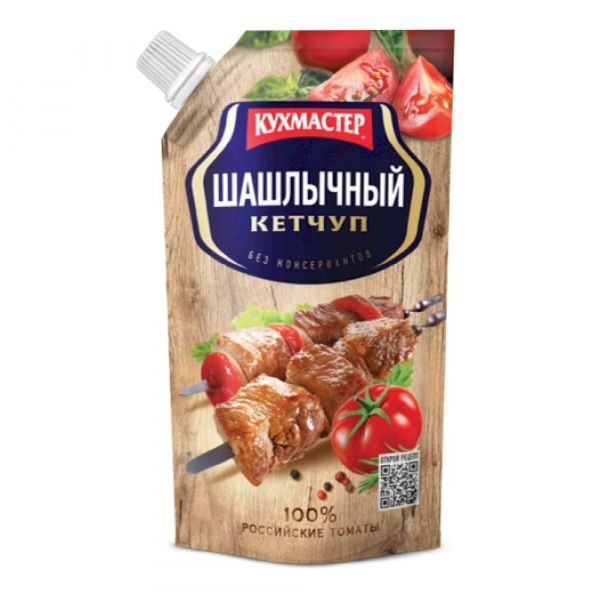 Кетчуп Кухмастер Шашлычный