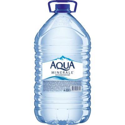 Вода питьевая Аква Минерале негазированная ПЭТ