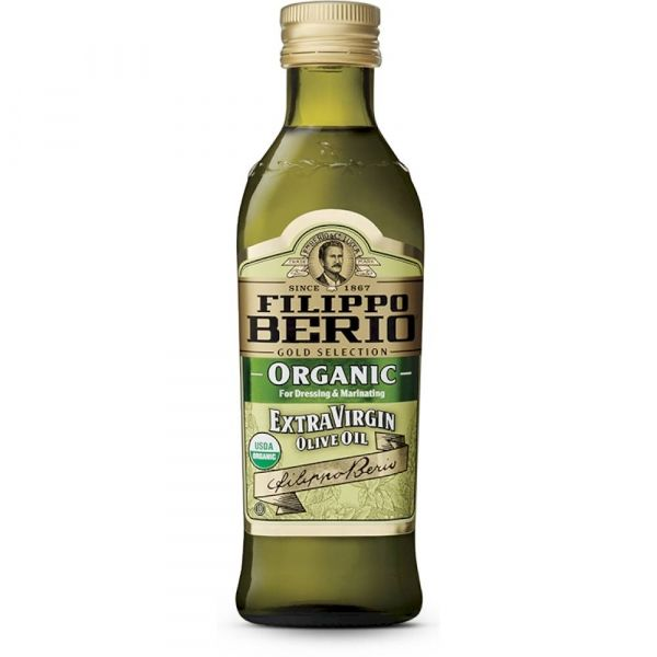 Масло оливковое Филиппо Берио Extra Virgin Organic ст.