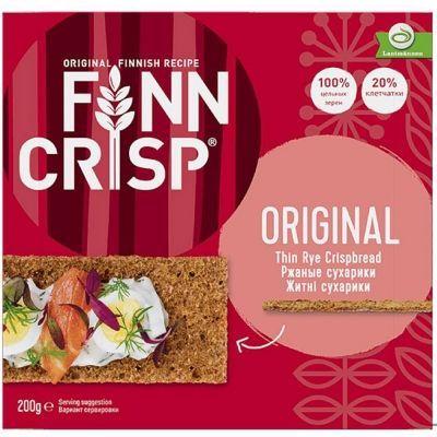 Сухарики Finn Crisp Original Taste (ржаные)