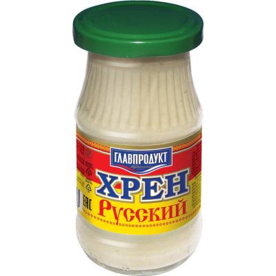 Хрен Главпродукт столовый Русский