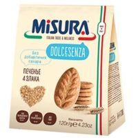 Печенье Misura 4 злака