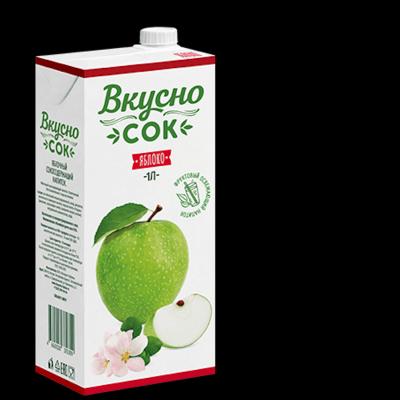Напиток ВкусноСок Яблочный