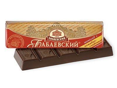 Батончик 'Бабаевский' с помадно-сливочной начинкой