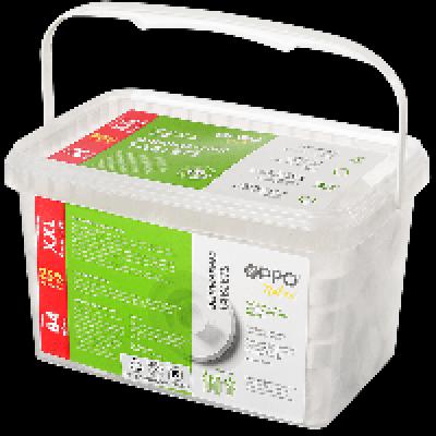 Таблетки для посудомоечных машин ОРРО Nature 84 шт. (контейнер)