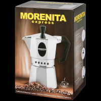 Кофеварка гейзер Aeternum Morenita 9 пор.