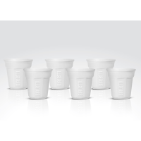 Набор стаканов Bialetti из 6 шт Белые