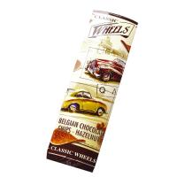 Чипсы шоколадные ClassicWheels с фундуком