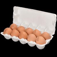 Яйцо куриное Галичское Столовое С-1 10шт
