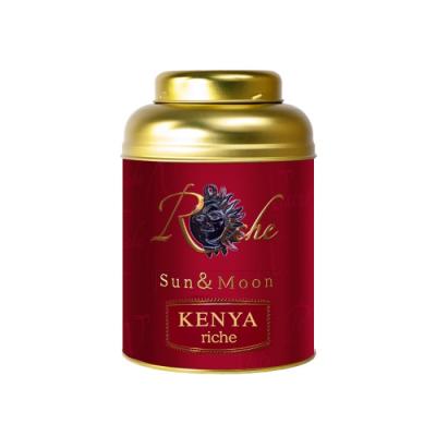 Чай черный Riche Nature KENYA RICHE крупнолистовой ж/б