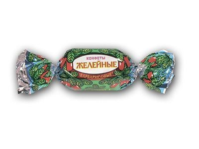 Конфеты 'Желейные' со вкусом барбариса