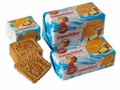 Печенье 'Сормовское' сливочное