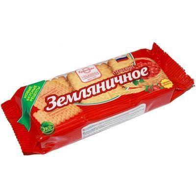 Печенье 'Брянконфи' Земляничное