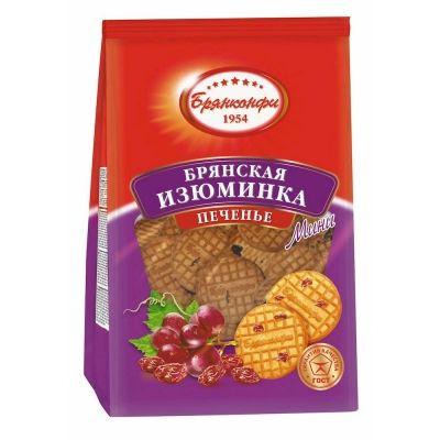 Печенье 'Брянконфи' Брянская изюминка-мини