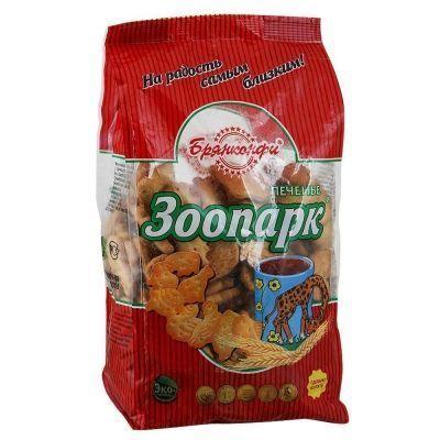 Печенье 'Брянконфи' Зоопарк