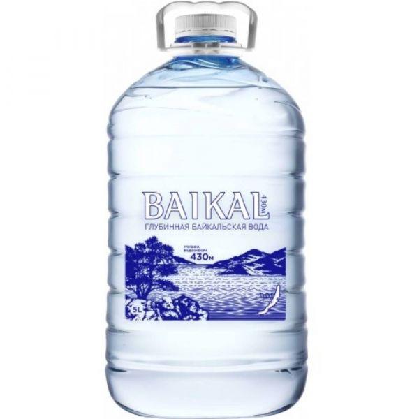Вода Байкал 430 байкальская глубинная негазированная ПЭТ