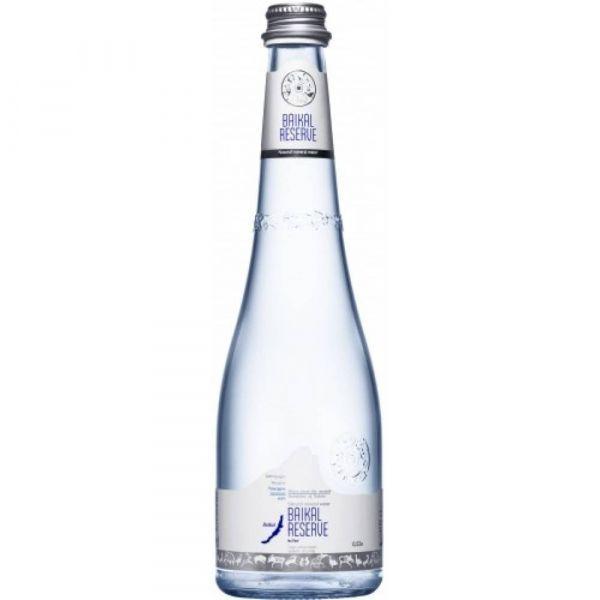Вода Байкал Резерв минеральная лечебно-столовая газированная