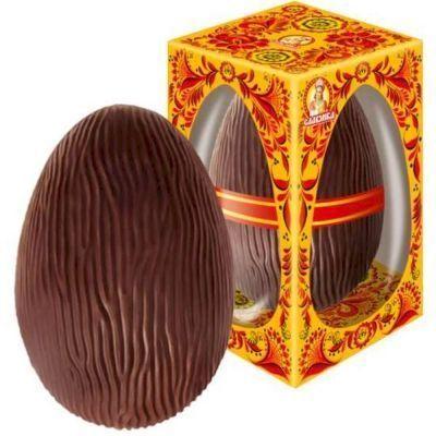 Шоколад Славянка шоколадное яйцо