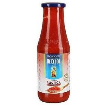 Соус De Cecco томатное пюре Rustica