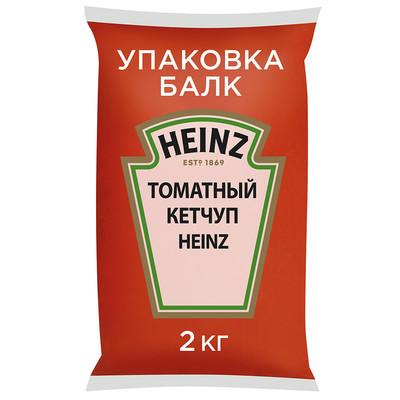 Кетчуп Heinz томатный пакет