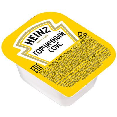 Соус Heinz горчичный дип-пот 25 мл *125 шт.