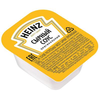 Соус Heinz сырный дип-пот 25 мл *125 шт.
