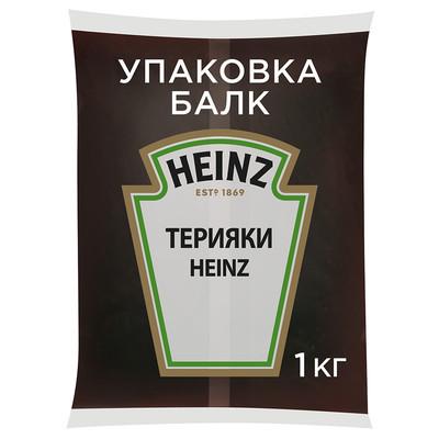 Соус Heinz терияки пакет