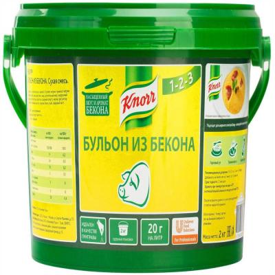 Бульон Knorr бекон