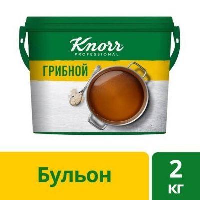 Бульон Knorr грибной