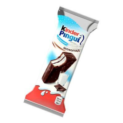 Пирожное Киндер Пингви шоколад