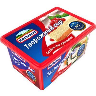 Сыр творожный Хохланд для кулинарии