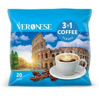 Кофе 3 в 1 Veronese Классический 20 шт.