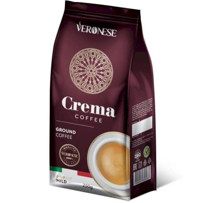 Кофе молотый Veronese Crema