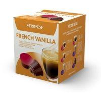 Кофе в капсулах Veronese French Vanilla (стандарт Dolce Gusto) 10 шт.
