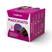 Кофе в капсулах Veronese Macchiato (стандарт Dolce Gusto) 10 шт.