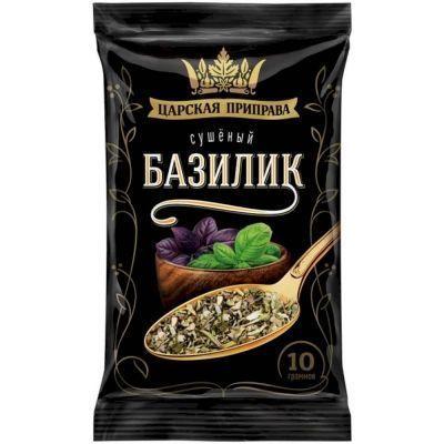 Базилик зелень сушеная Царская приправа (пакет)