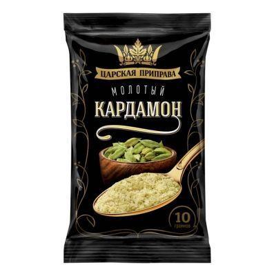 Кардамон молотый Царская приправа (пакет)